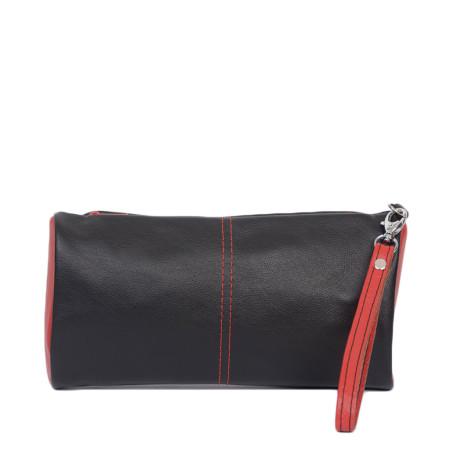 Vorder- Ansicht Cosmetic Schwarz/Rot