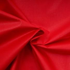Baumwolle Seidenglanz Rot 014